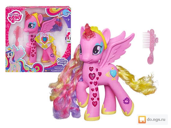 Пони-модница Принцесса Каденс Цена - 2510.00 руб ...