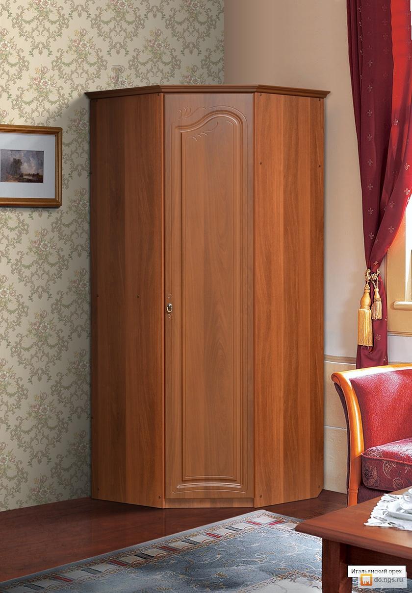 Шкаф угловой (ас-м) , фото. цена - 10777.00 руб., новосибирс.