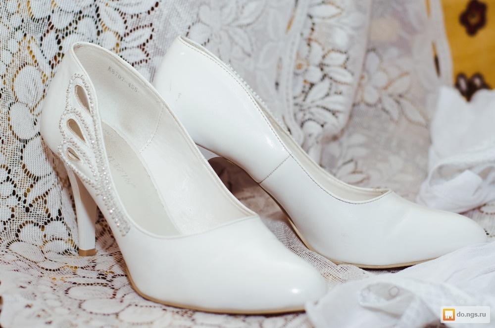 Свадебная обувь новосибирск