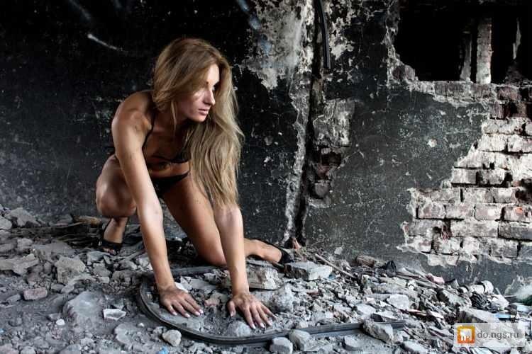 развалины для фотосессии в тольятти хочу