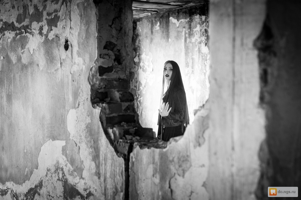 развалины для фотосессии в тольятти свой балкон