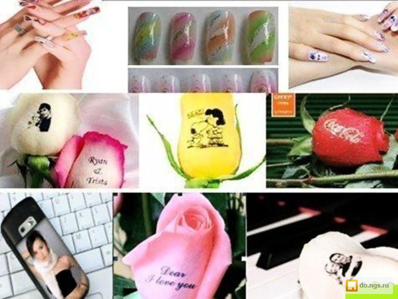 купить принтер для печати на ногтях обожают отсасывать огромные