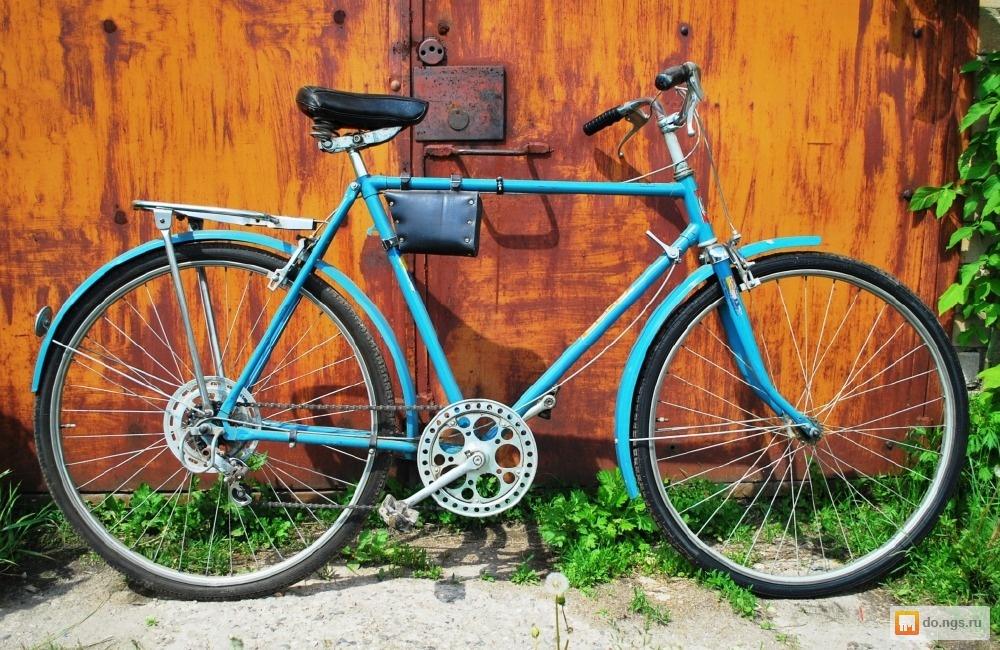 выглядит как преобразить велосипед производства ссср фото может