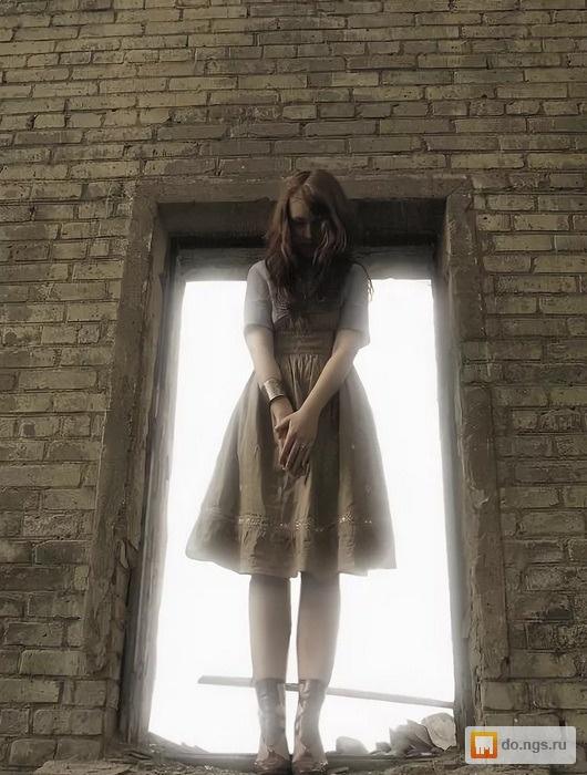 Фотосессия в заброшенном здании белгорода