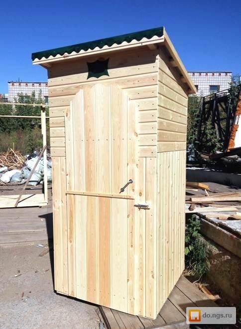 загородный туалет под ключ избежать удаления