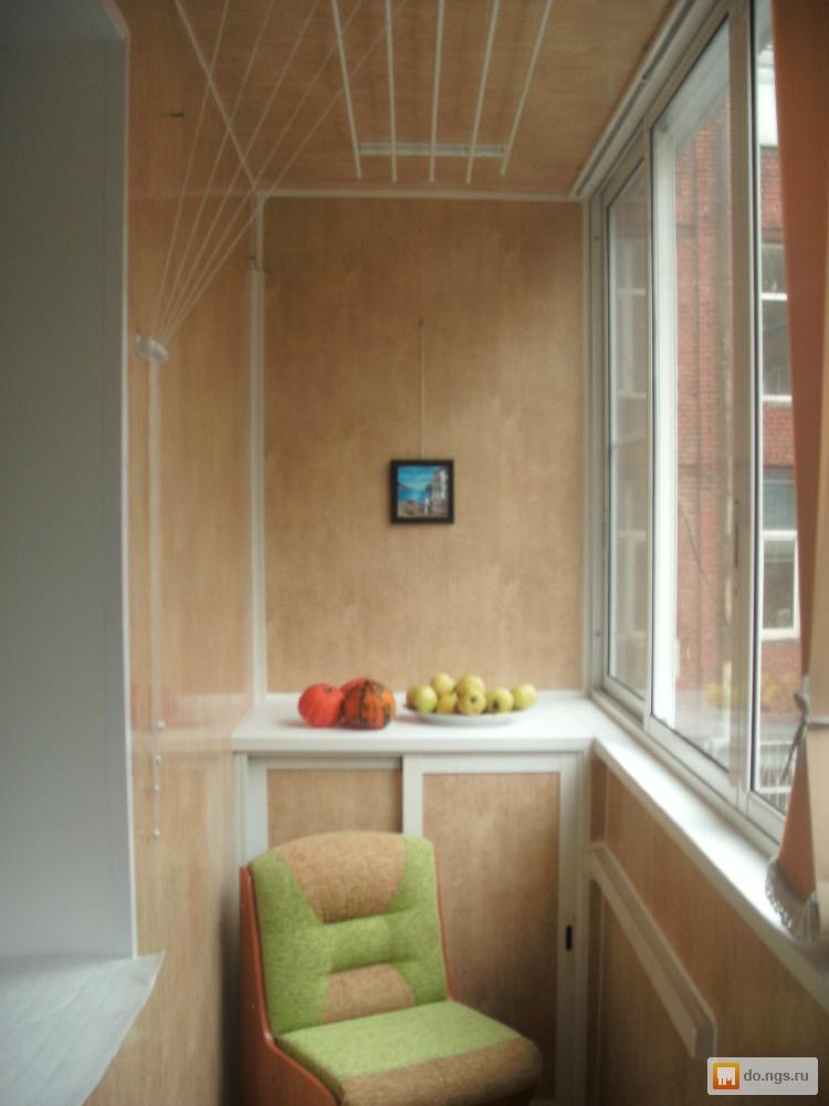 Отделка балкона за 3 дня . цена - 350.00 руб., новосибирск -.