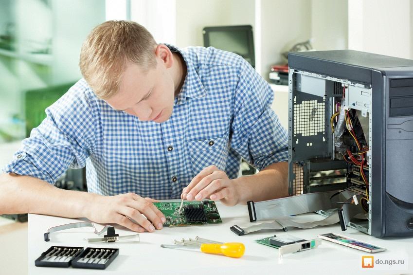 Ремонт компьютеров с выездом на дом гродно