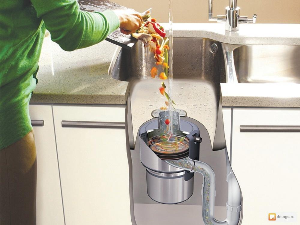 Ремонт измельчителей пищевых отходов в москве