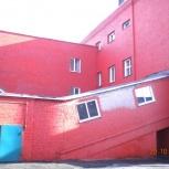 Безвоздушная покраска стен, помещений, металла, заборов, Новосибирск