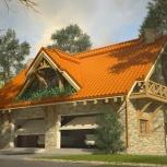 Проектирование и коттеджей под ключ с авторским надзором, Новосибирск