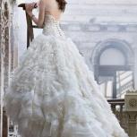 шикарное свадебное платье для очаровательной невесты, Новосибирск
