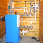 монтаж отогрев отопление водоснабжение канализация, Новосибирск