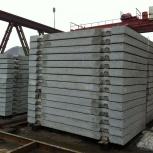 Дорожные плиты бетонные плиты 2*6, 3*1,75, 3*1,5 бу и новые, Новосибирск