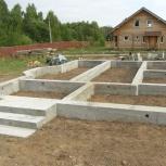 Фундамент, Новосибирск