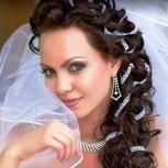 Фата, перчатки, подвязки свадебные (большой выбор), Новосибирск