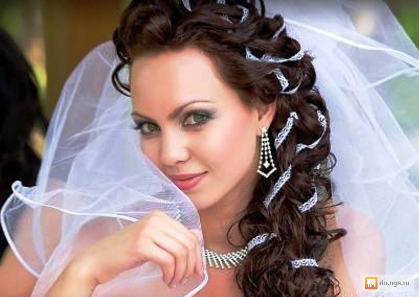 Прически свадебные новосибирск