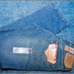 Продам джинсы Levis 501 размер 33x32, Новосибирск