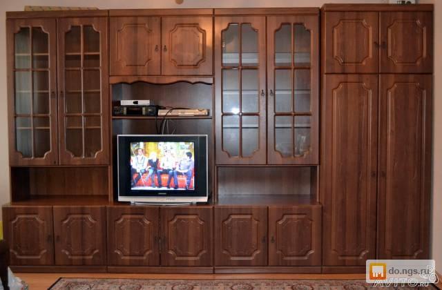 Продадим стенку из 5 предметов , фото. цена - 20000.00 руб.,.