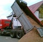 Супись грунт земля ПГС с доставкой, Новосибирск