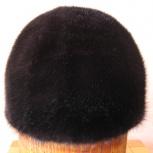 Шапочка зимняя норковая по головке, Новосибирск