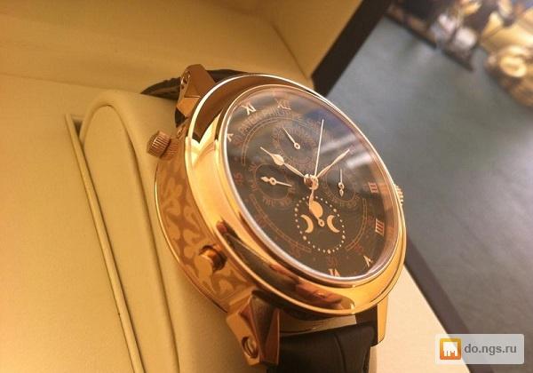рекомендуют течение мужские часы patek philippe sky moon tourbillon версии