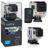 Экшн видеокамера  GoPro Hero 3+ silver Edition, Новосибирск