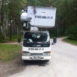 Услуги автовышки 16 метров. Без посредников лично, Новосибирск