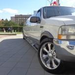 Прокат аренда заказ лимузинов limo54, Новосибирск