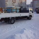 Грузоперевозки бортовой isuzu, Новосибирск