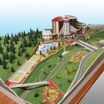 Изготовление архитектурных макетов, Новосибирск