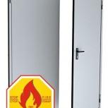 Противопожарная дверь в проем 1700 / 1800*2100 (EI60) шт, Новосибирск