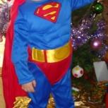 Продам костюм супермена, Новосибирск