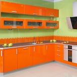 """Кухня на заказ """"Лада-61"""", Новосибирск"""