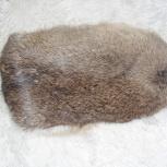 варежки из кролика, Новосибирск