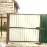 Изготовление лестниц, заборов, ворот, калиток. Сварочные работы, Новосибирск