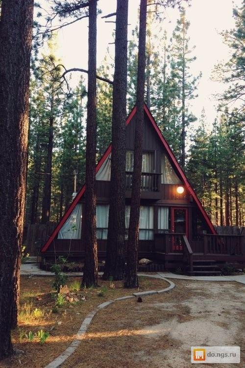 евгеньев надеется, проект дома популярный в северной америке фото скандинавским типом