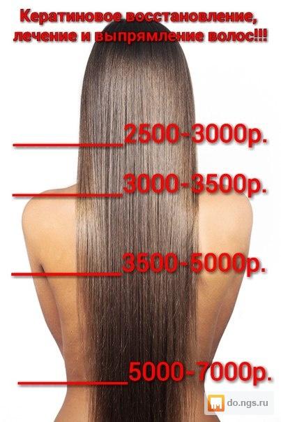 Кератиновое восстановление волос отзывы фото