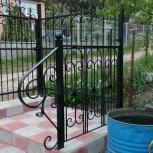 Ворота, решетки, заборы, кованые изделия, Новосибирск