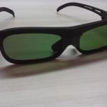 Продам новые активные затворные IR 3D очки, Новосибирск