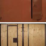 Гаражные ворота: недорогие, теплые, особопрочные, Новосибирск