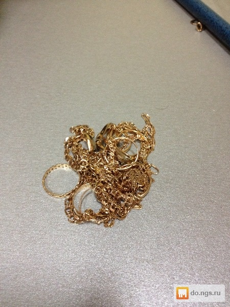 Продам золото 585 проба лом б у фото, Цена - 1200.00 руб., Новосибирск -  НГС.ОБЪЯВЛЕНИЯ 257c5d0f822