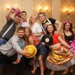 Ведущая + Dj  на Ваш Праздник!, Новосибирск