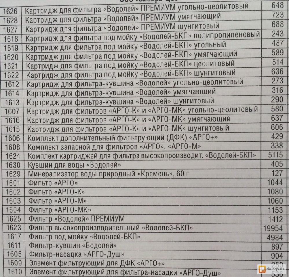 фильтр арго код 1617 цена Уход термобельем Norveg
