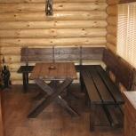 Мебель для бани, сауны, Новосибирск