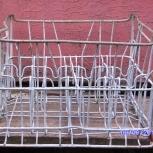 Куплю металлические ящики для молочных бутылок, Новосибирск
