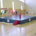 Боксерский ринг/Восьмиугольник, Новосибирск