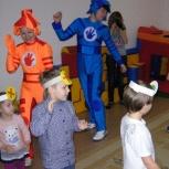 Продвинутые праздники для детей и подростков. Самый недорогой клуб, Новосибирск