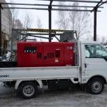 Услуги аренда дизельного японского компрессора AIRMAN  PDS 175S, Новосибирск