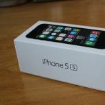 Apple iPhone 5S, 16Gb - новый, в коробке, Новосибирск