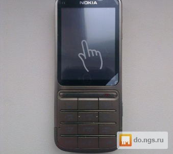 aba79b848c690 Телефон Nokia c3-01 б/у Цена - 2300.00 руб., Новосибирск - НГС ...